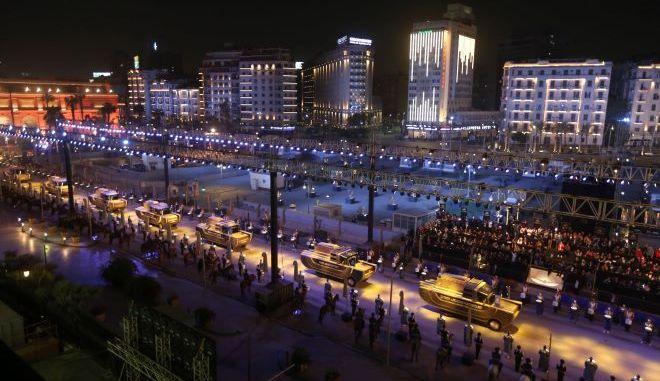 Λαμπρή παρέλαση στην Αίγυπτο με 22 μούμιες φαραώ
