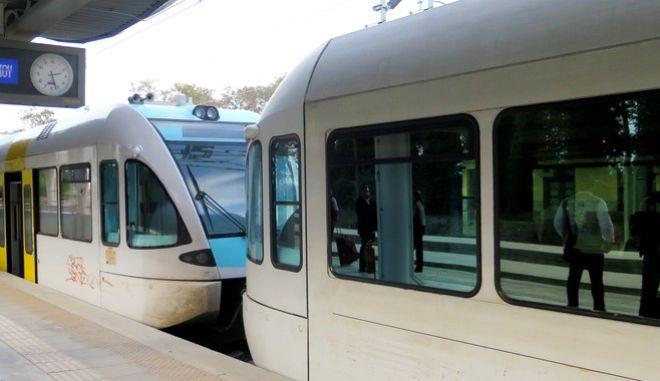 Στιγμιότυπο από Σταθμό τρένων.