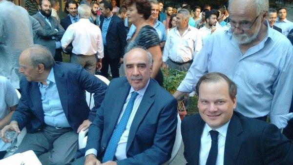 Εκλογές 2015: Με καραμανλικές ευλογίες ο Μεϊμαράκης χτίζει πρωθυπουργικό προφίλ