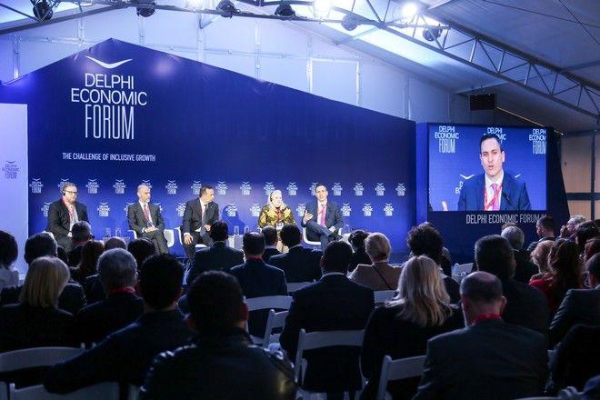 Ο CEO της Stoiximan Γ. Δασκαλάκης στο Οικονομικό Φόρουμ Δελφών:
