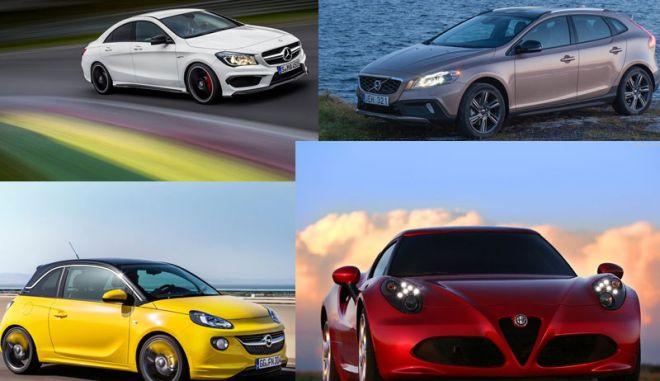 Τα 10 αυτοκίνητα που ξεχωρίσαμε -και γιατί- το 2013
