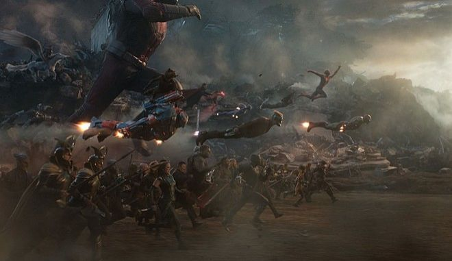 Μετά τους Avengers τι; Οι Eternals, η Τζολί και οι νέες ταινίες της Marvel