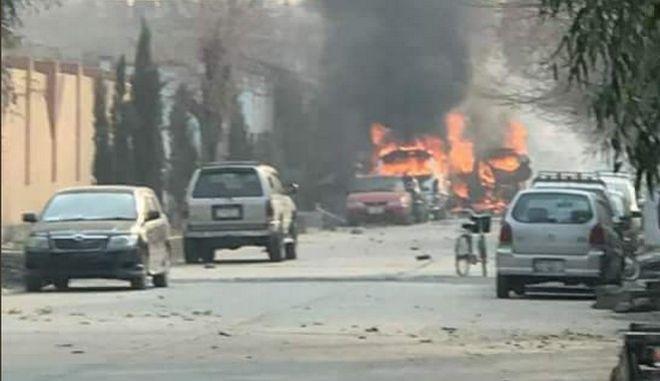 Αφγανιστάν: Έκρηξη και πυροβολισμοί στα γραφεία διεθνούς ΜΚΟ