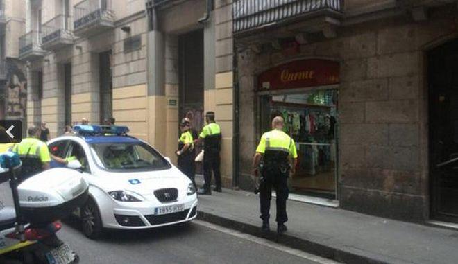 Πυροβολισμοί στο κέντρο της Βαρκελώνης. Τουλάχιστον 2 τραυματίες