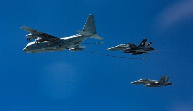 Σύγκρουση αμερικανικών αεροσκαφών στην Ιαπωνία