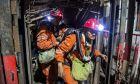 Διασώστες σε ανθρακωρυχείο της Κίνας (Φωτογραφία Αρχείου)