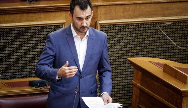 Συζήτηση επίκαιρων ερωτήσεων στη Βουλή των Ελλήνων. Τρίτη 11 Σεπτεμβρίου 2018 (EUROKINISSI//ΓΙΩΡΓΟΣ ΚΟΝΤΑΡΙΝΗΣ)