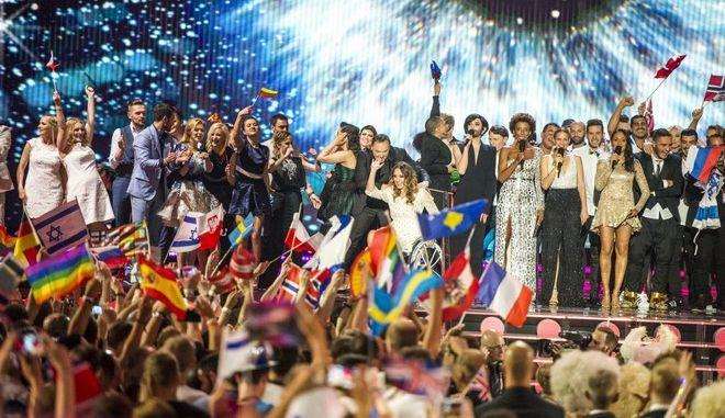 Eurovision 2015: 15η θα εμφανιστεί η Ελλάδα στον τελικό του Σαββάτου