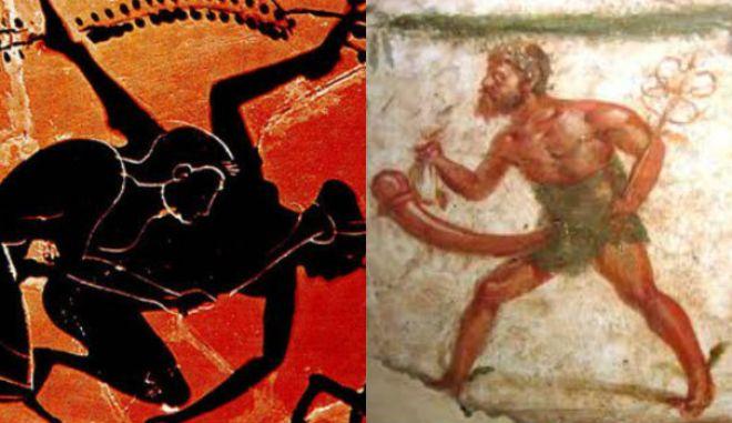 Μηχανή του Χρόνου: Τα αρχαία 'διεγερτικά' που έκαναν τους εραστές ακαταμάχητους έως και 12 φορές την ημέρα