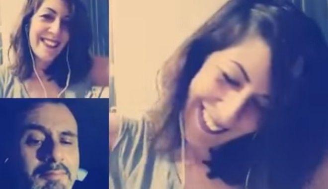 """""""Ρώτησα τον Χαρδαλιά πού θα κάνω Πασχαλιά"""": Το viral τραγούδι της καραντίνας"""