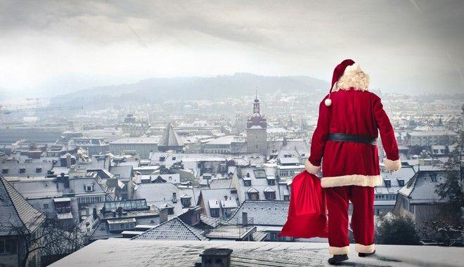 Ο Άγιος Νικόλαος είναι ο... αληθινός 'Άη Βασίλης'