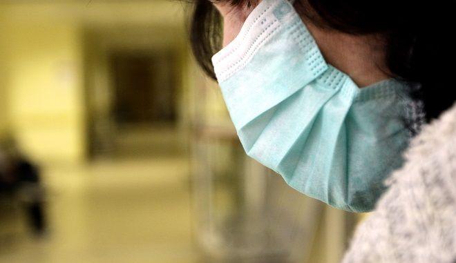 Κρούσματα ιού της γρίπης