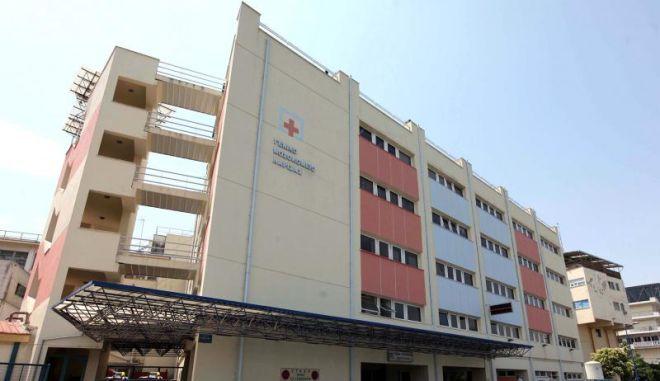 Βλάβες και αργομισθίες στο Γενικό Νοσοκομείο Λάρισας