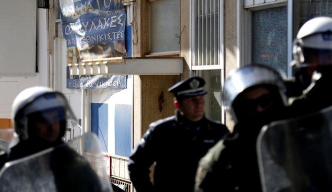 Δίκη Χρυσής Αυγής: Πήγαν στο ΑΤ να παραδοθούν πριν την ώρα τους