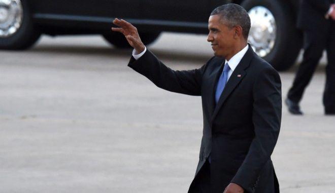 O Mπαράκ Ομπάμα