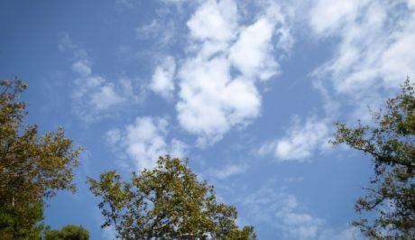Αίθριος καιρός (φωτογραφία αρχείου)