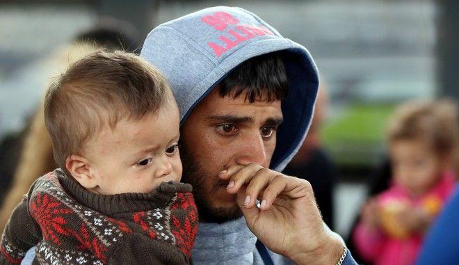 Μετανάστες στην Ουγγαρία