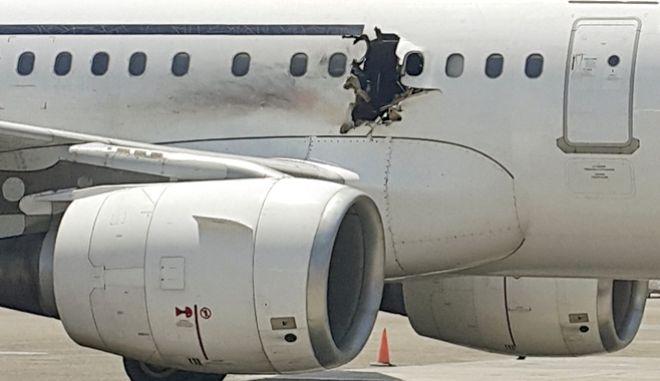 Αεροσκάφος (φωτογραφία αρχείου)