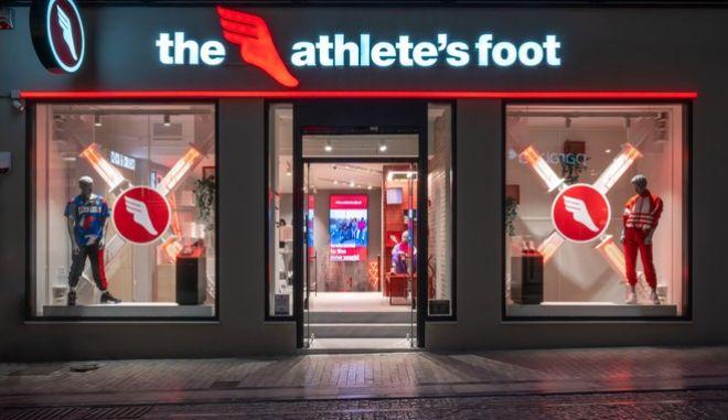 """Νέο κατάστημα The Athlete's Foot στην Ερμού - Νέα """"πηγή"""" έμπνευσης και στυλ στο κέντρο της Αθήνας"""