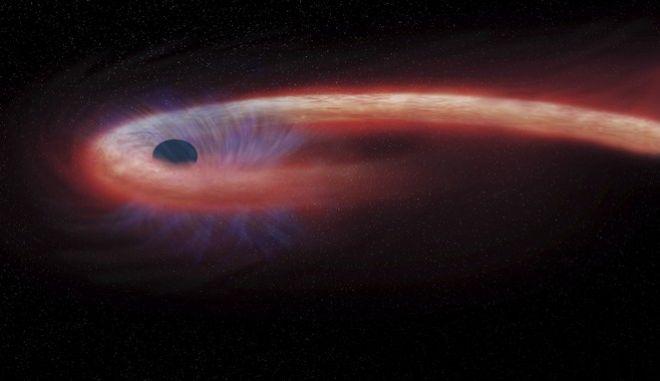 Μαύρη Τρύπα (καλλιτεχνική απεικόνιση)