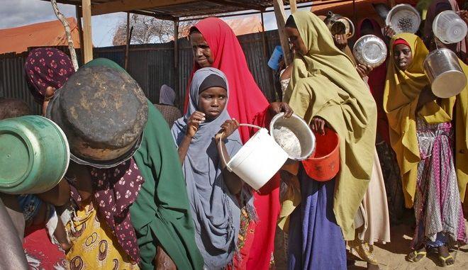 Γυναίκες στη Σομαλία