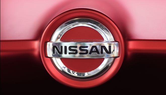 Ο σήμα της Nissan