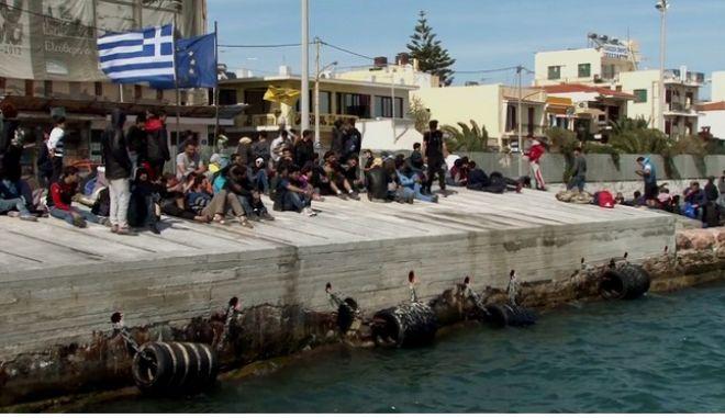 Η Άγκυρα ανακάλεσε τους Τούρκους παρατηρητές για το προσφυγικό από τα ελληνικά νησιά