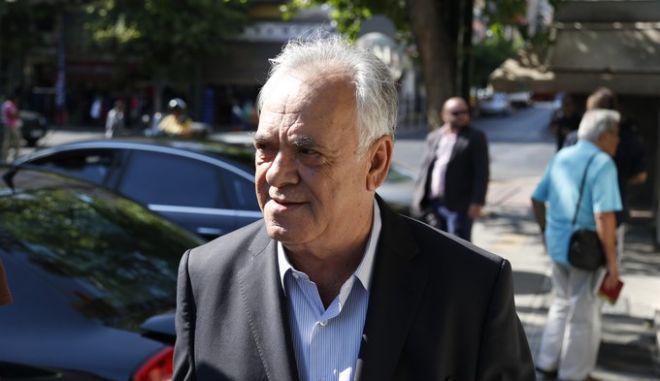 Συνεδρίαση της Πολιτικής Γραμματείας του ΣΥΡΙΖΑ  για την προετοιμασία του κόμματος για τις εκλογές την Δευτέρα 24 Αυγούστου 2015. (EUROKINISSI/ΣΤΕΛΙΟΣ ΜΙΣΙΝΑΣ)