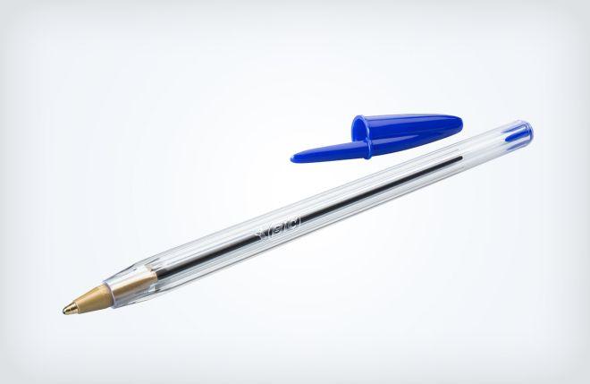 O Ούγγρος Λάζλο Γιόζεφ Μπιρό (László József Bíró) θεωρείται ο εφευρέτης του σύγχρονου στυλό, ενώ ο Γάλλος Μαρσέλ Μπικ (Marcel Bich) το απλοποίησε και το πούλησε σε μεγάλες ποσότητες με το όνομα Bic