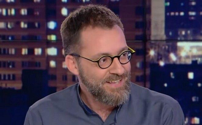 Ο Αναπληρωτής Καθηγητής στο Πανεπιστήμιο Μακεδονίας, Γιάννης Κωνσταντινίδης.