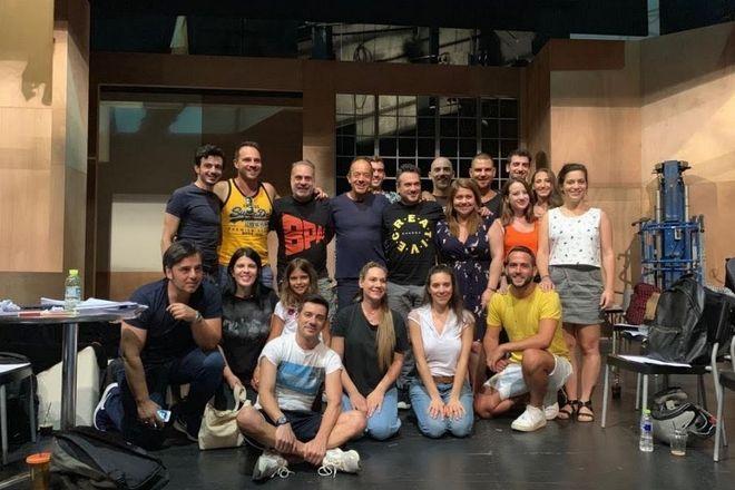 Βουτιά στη Βυθούπολη στο Θέατρο Παλλάς