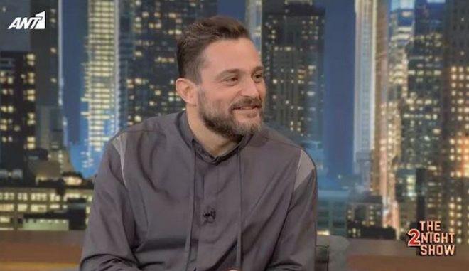 Γιώργος Καραμίχος στο The 2Night Show