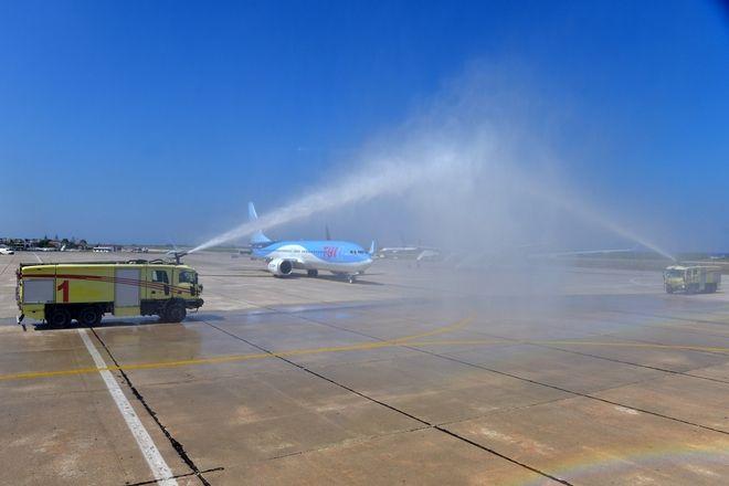 Ρόδος, το όνομα του νέου αεροσκάφους της TUI
