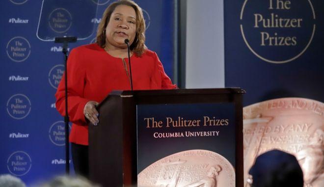 Η ανακοίνωση των νικητών των βραβείων Πούλιτζερ