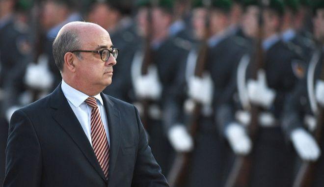 Ο υπουργός Άμυνας της Πορτογαλίας Ζοζέ Αζερέντου Λόπες
