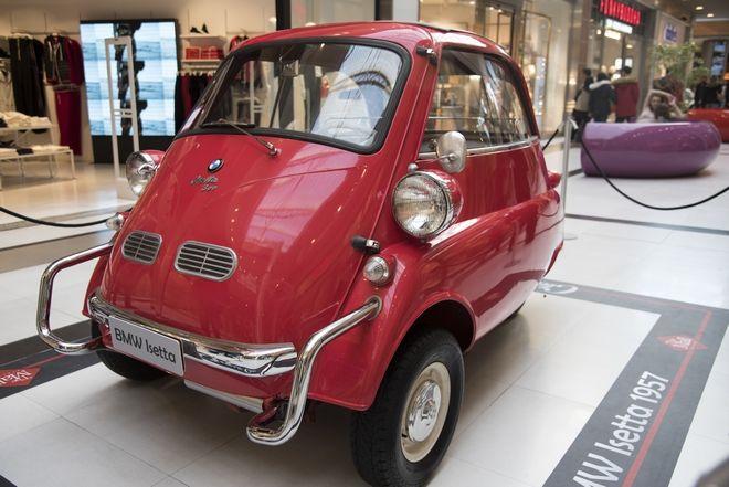 BMW Isetta του 1956