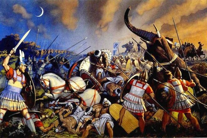 Μηχανή του χρόνου: Το δαιμόνιο τέχνασμα του Μ. Αλέξανδρου που έφερε τη νίκη στη μάχη του Υδάσπη