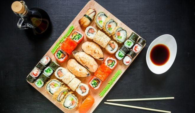 'Καμπανάκι' για τους λάτρεις του σούσι