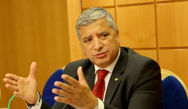 Ο πρόεδρος της ΚΕΔΕ Γιώργος Πατούλης