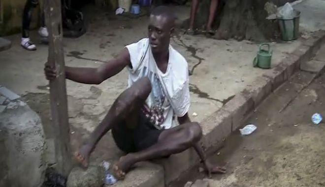 Πολίτης στη Γουινέα