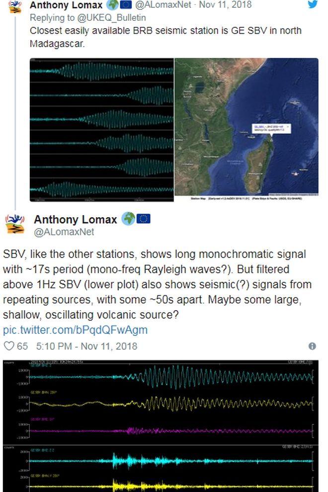 Ο περίεργος σεισμός που έκανε τον γύρο του κόσμου
