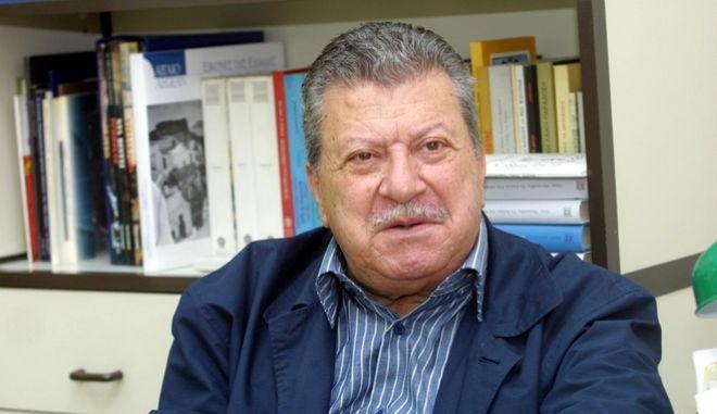 Ο Κυριάκος Ντελόπουλος