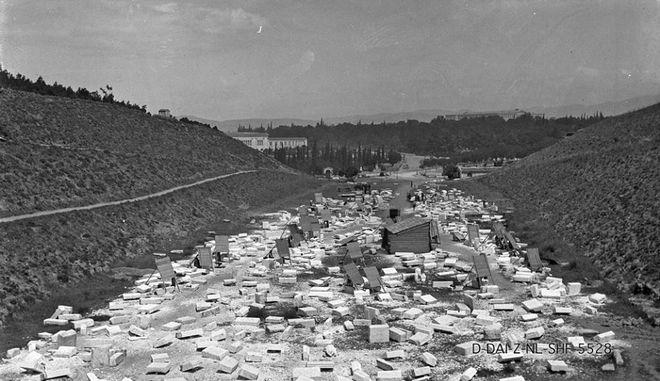 Όταν η Αθήνα είχε ποτάμι. 20 καρέ μιάς άλλης εποχής Kallimarmaro