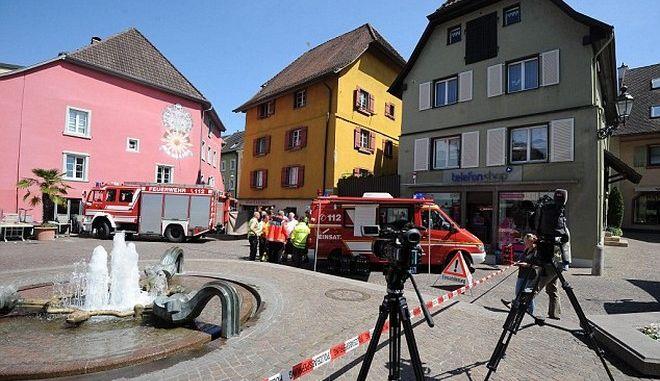 Γερμανία: 75χρονη οδηγός τράκαρε 14 αυτοκίνητα