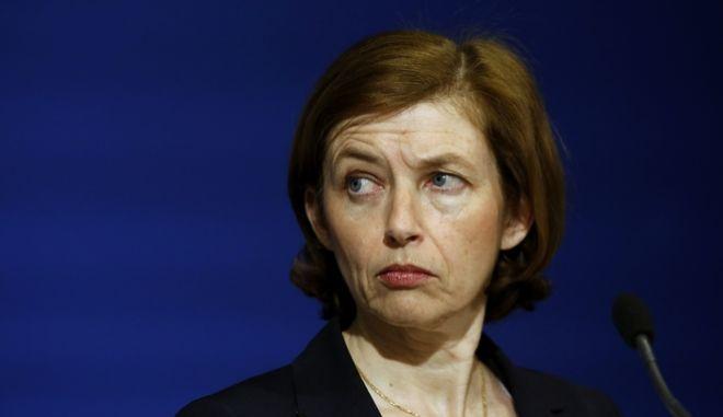 Η γαλλίδα υπουργός Άμυνας, Φλορένς Παρλύ