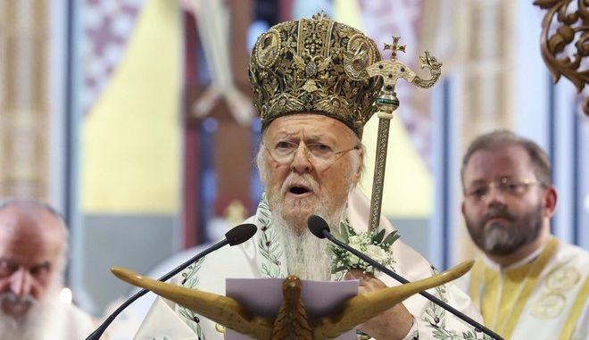 Το μήνυμα του Οικουμενικού Πατριάρχη Βαρθολομαίου για την Ανάσταση
