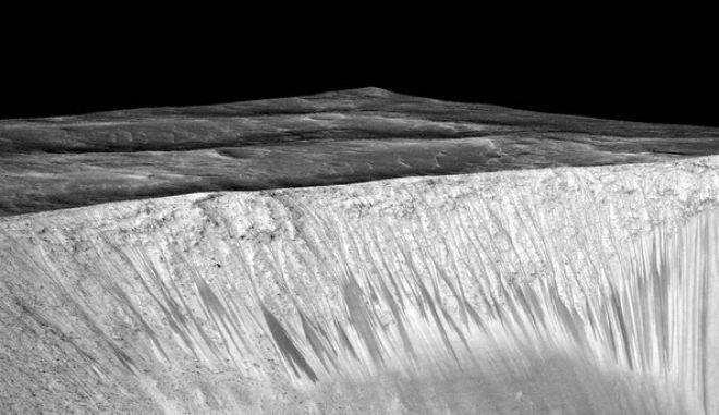 Σιμόπουλος για ανακάλυψη NASA: Αυξάνεται πολύ η πιθανότητα ύπαρξης μικροβιακής μορφής ζωής στον Άρη