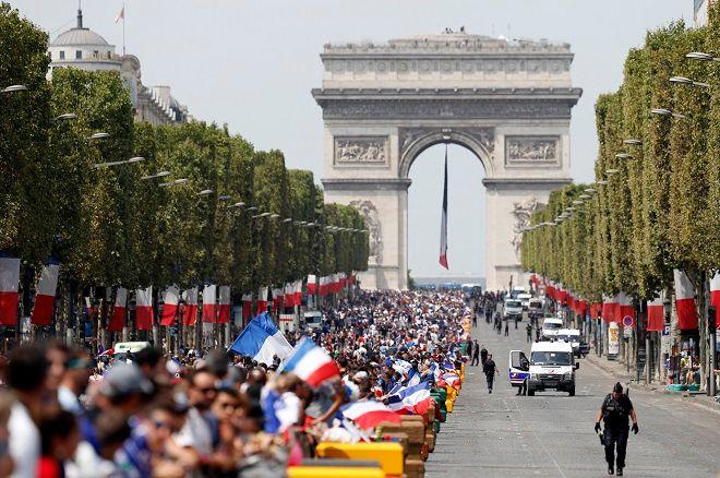 Αυστηρά τα μέτρα ασφαλείας στη Γαλλία