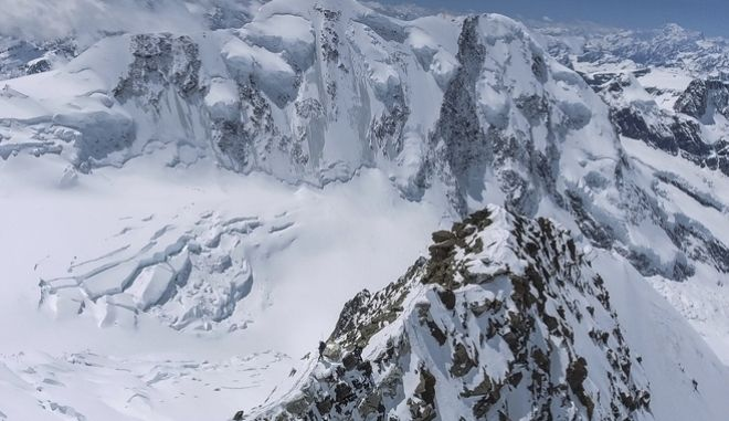 Το Λευκό Όρος. Φωτογραφία αρχείου.