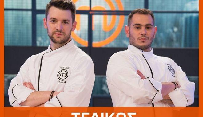 Ο μεγάλος τελικός πλησιάζει. Ποιος θα είναι ο φετινός νικητής του Master Chef;